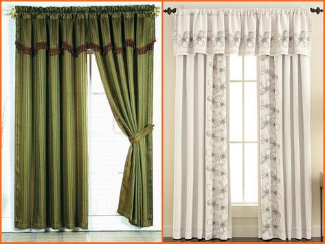 Window Curtain Design Ideas screenshot 4