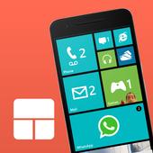 WP 8 Launcher icon