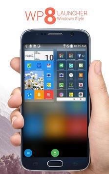 WP 8 Launcher screenshot 4