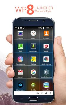 WP 8 Launcher screenshot 3