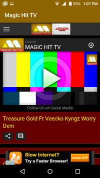Magic Hit Tv apk screenshot