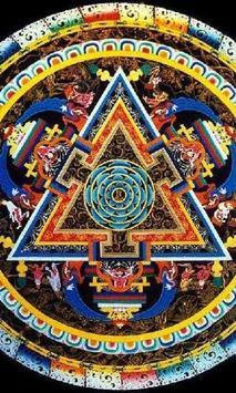 Meditation Mandalas Pictures ! poster
