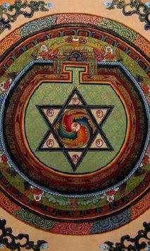 Meditation Mandalas Pictures ! apk screenshot