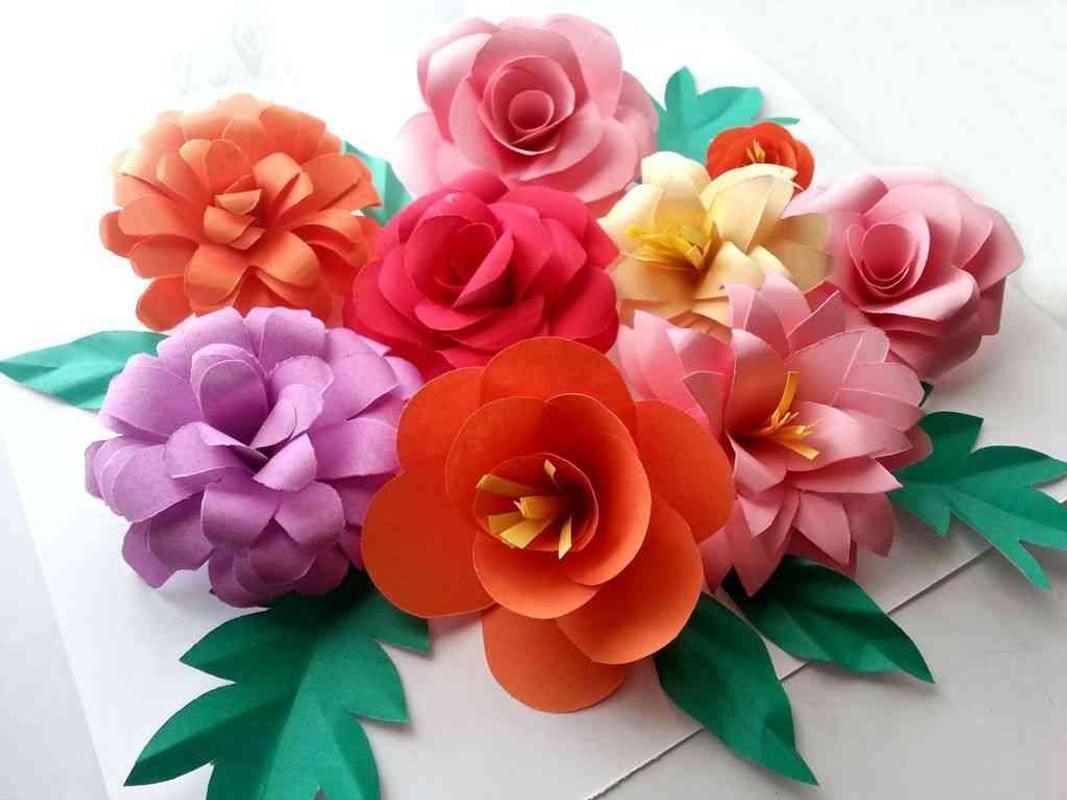Creative Paper Flower Ideas Apk