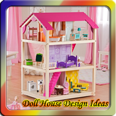 Doll House Design Ideas icon
