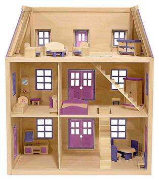 Doll House Design Ideas screenshot 3