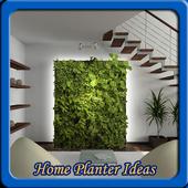 Home Planter Design Ideas icon