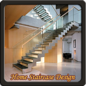 Home Staircase Design Ideas icon