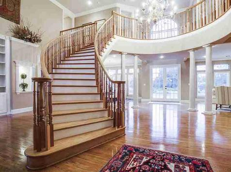 Home Staircase Design Ideas screenshot 4