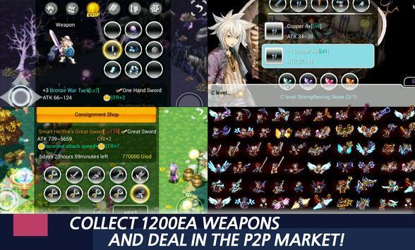 Chroisen2 - Classic styled RPG apk screenshot
