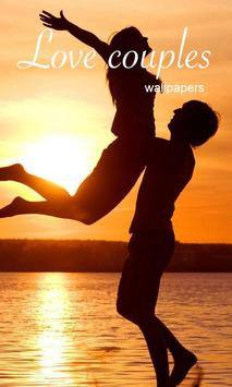 Love Couple Wallpapers Poster