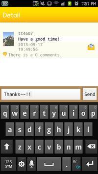 PeopleBee - smart BBS/LBS screenshot 1