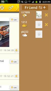 PeopleBee - smart BBS/LBS screenshot 3