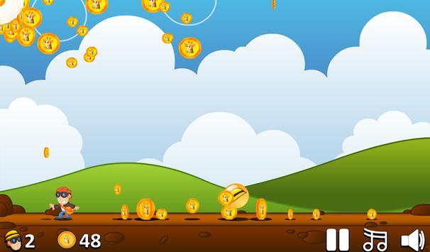 Adventure Money Collector screenshot 9