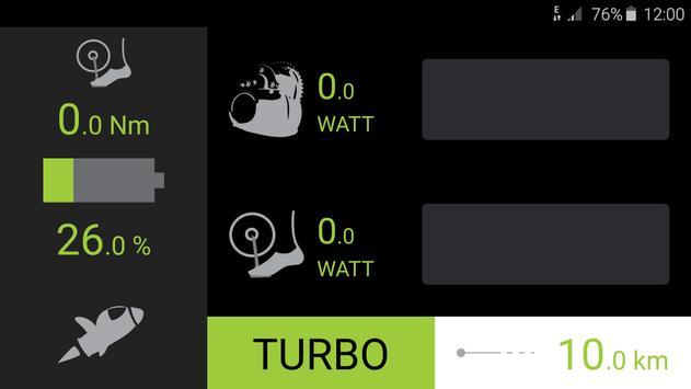 eplus - smart ebike controller poster