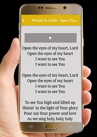 Michael W  Smith Song for Android - APK Download