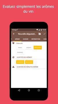 Winenjoy : Dégustation Vin apk screenshot