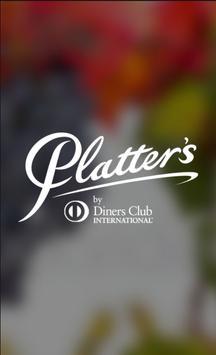 Platter's Wine Guide poster