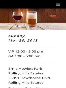 Southbay Beer and Wine Festival screenshot 14