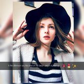 Photo Editor - SnapPic With Beauty Selfie Camera icon