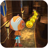 Temple: Top Wings Runner icon
