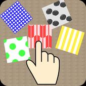 Paper assort icon