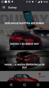 Dumay App poster