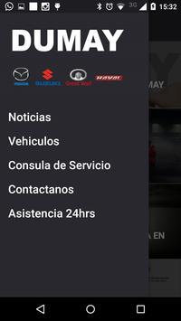 Dumay App screenshot 1