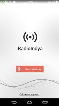 RadioIndya (BETA) poster