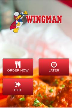 Wingman Wings Brighton apk screenshot