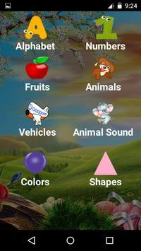 Kids Learner screenshot 2