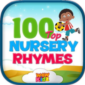 100 Top Nursery Rhymes & Videos icon