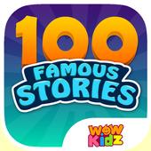 100 Famous English Stories icon