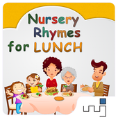 Nursery Rhymes For Lunch icon
