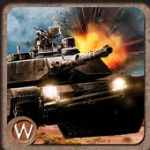 Army Fighter Tank Simulator icon
