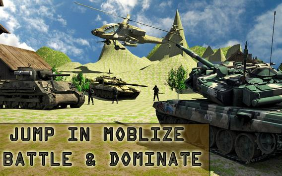 Army Fighter Tank Simulator screenshot 7