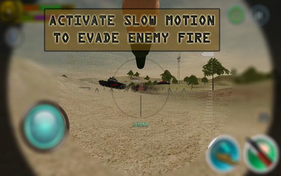 Army Fighter Tank Simulator screenshot 9