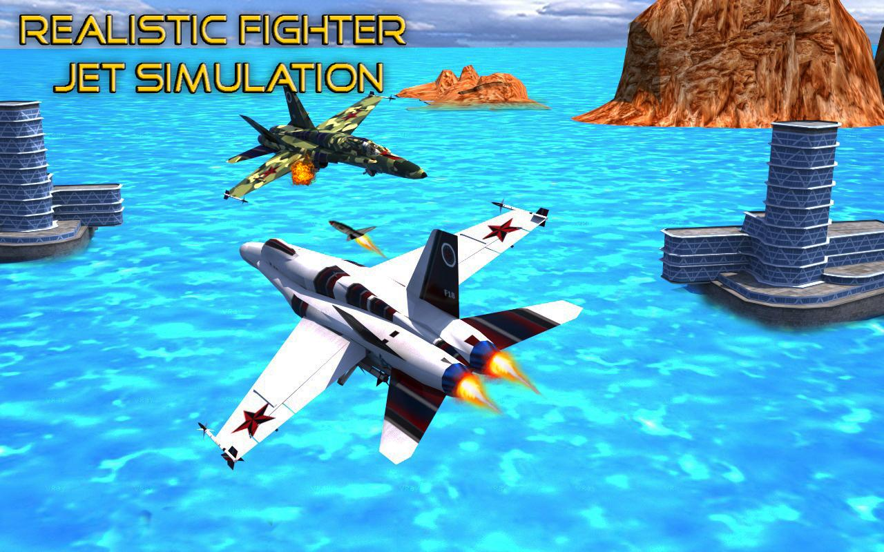 F18 Army Fighter Jet Simulator for Android - APK Download