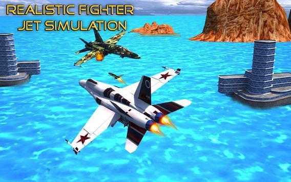 F18 Army Fighter Jet Simulator apk screenshot