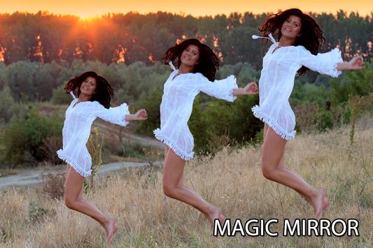 Magic Mirror Camera Effect  Echo Mirror screenshot 1