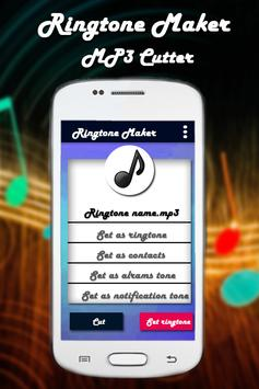 MP3 Cutter and Ringtone Maker screenshot 1