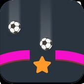 Drop It Down - 2017's Addicting Ball Game icon