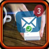 إسترجاع الرسائل المحذوفة Prank icon