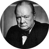 Winston Churchil Quotations icon