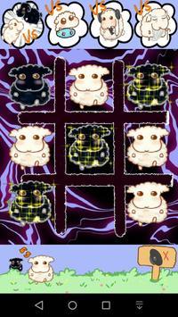 Sheep Tac Toe poster