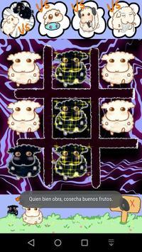 Sheep Tac Toe screenshot 1