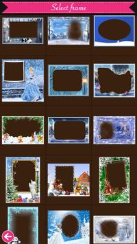 Winter Frame apk screenshot
