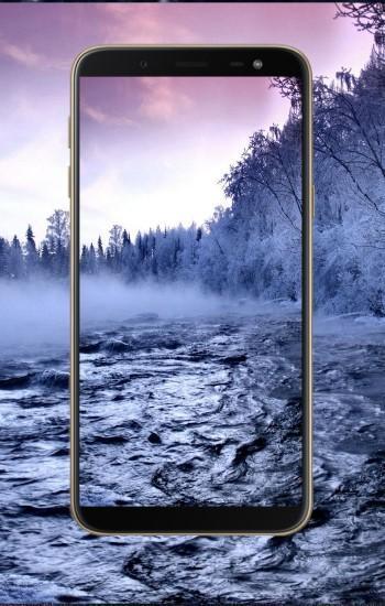 Winter Landscape Wallpaper For Android Apk Download