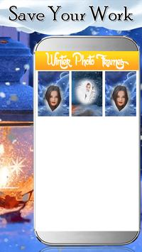 Winter Photo Frames screenshot 5