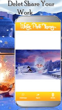 Winter Photo Frames screenshot 6